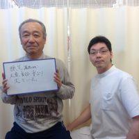 小樽市にお住まいのO様(80代/男性)